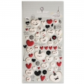 Assortimento di mini Stickers Kawaï 3D Balloon Heart