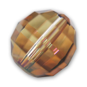 Sfera Swarovski 5005 mm. 12 Crystal Copper x1