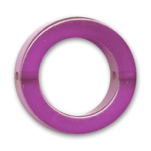 Anello Polaris lucido mm. 25 Amethyst x1